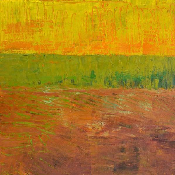 Painting - Highway Series - Soil by Michelle Calkins