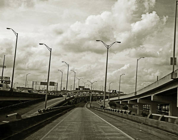 Photograph - Highway To Hell In New Orleans by Louis Maistros
