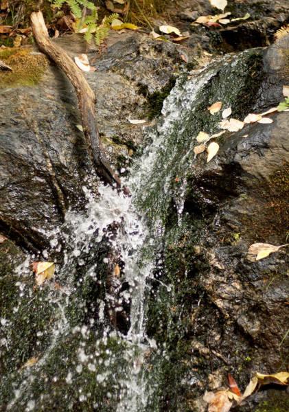 Photograph - Hill Water 2013 by James Warren