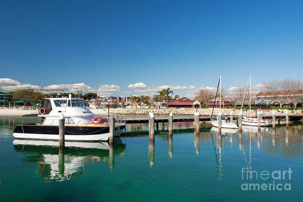 Photograph - Hillarys Boat Harbour by Yew Kwang