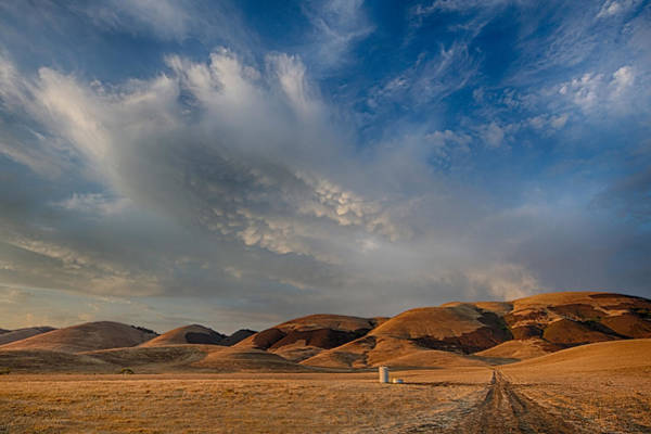 Wall Art - Photograph - Hills And Sky by Beth Sargent