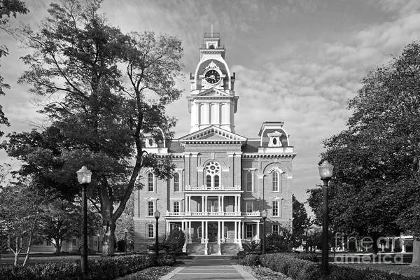 Hillsdale College Central Hall Art Print