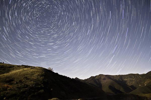 Figueroa Mountain Photograph - Hilltop Vertigo by Tyler Rocheleau