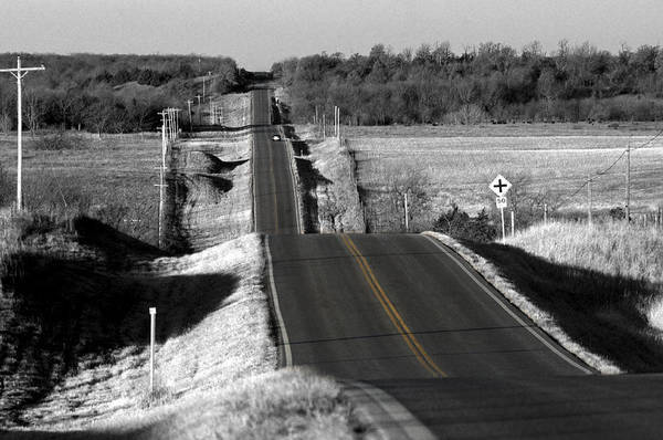 Photograph - Hilly Ride by Brian Duram