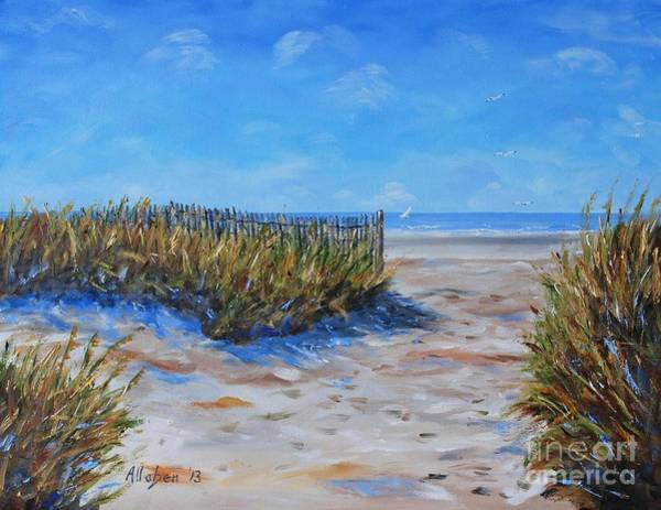 Painting - Hilton Head North End by Stanton Allaben