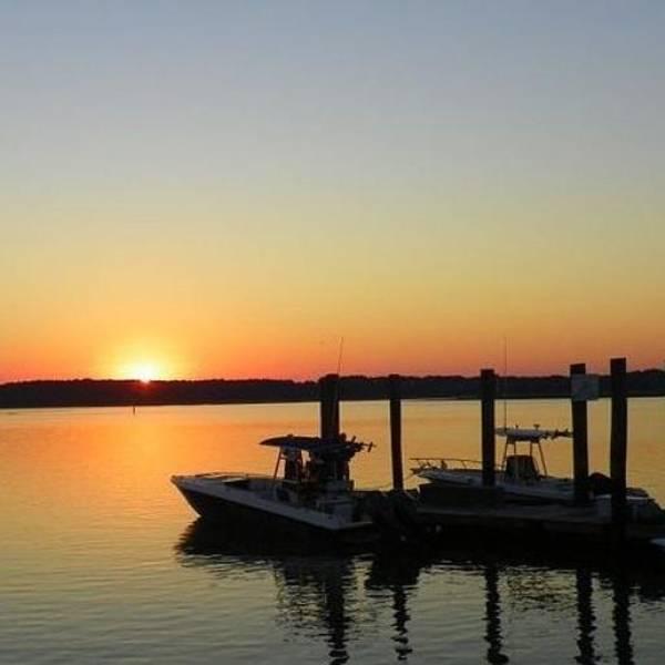 Photograph - Hilton Head Sunset by Lisa Wooten
