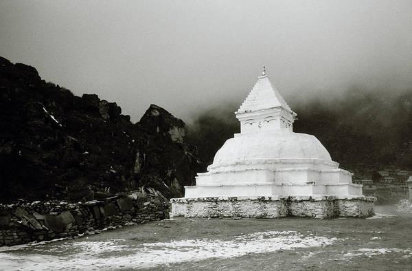 Photograph - Himalaya Shrine by Shaun Higson