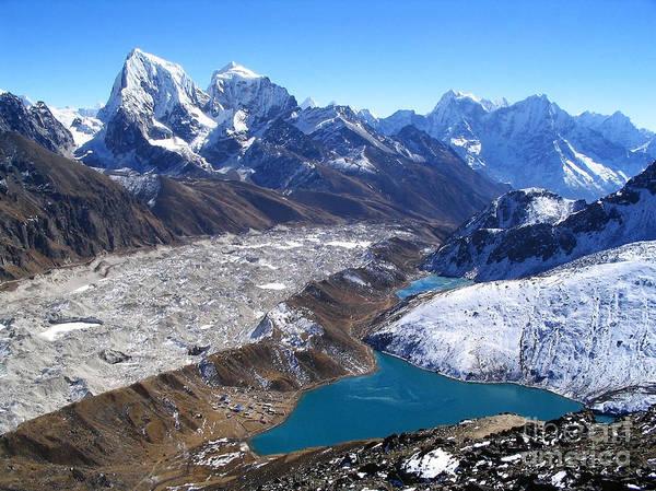 Gokyo Photograph - Himalaya Views by Tim Hester