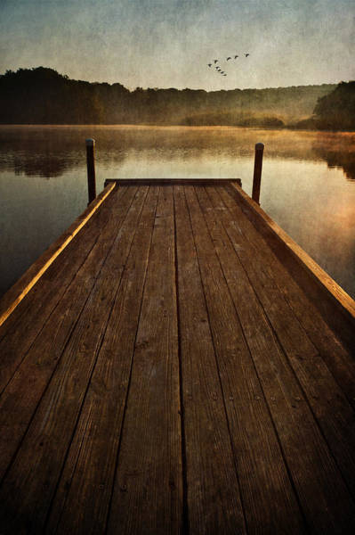 Photograph - Hinckley Lake Sunrise by Dale Kincaid