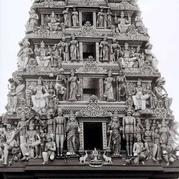Photograph - Hindu Art by Shaun Higson