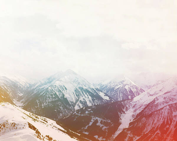 Photograph - Hintertux Valley by Mark Leary