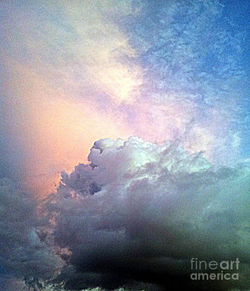 Tramonto Photograph - His Wind Blows In The Clouds by Roberto Gagliardi