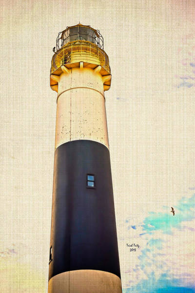 Photograph - Historic Absecon Lighthouse by Trish Tritz