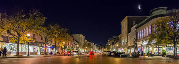 Wall Art - Photograph - Historic Annapolis - Pano by Brian Wallace