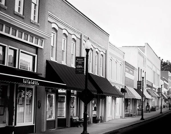 Photograph - Historic Apex by Val Stone Creager