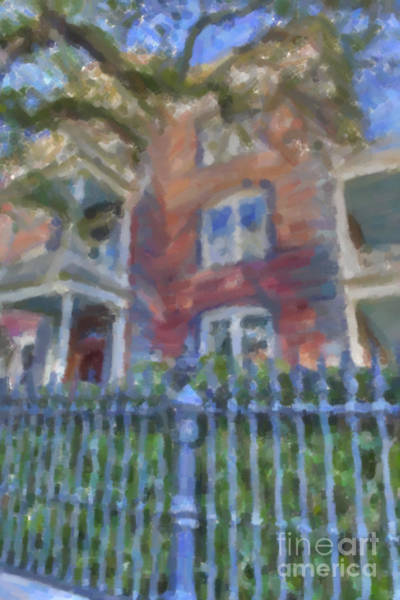 Photograph - Historic Charleston Grand Home by Dale Powell