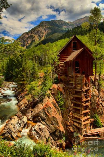 Photograph - Historic Colorado by Adam Jewell