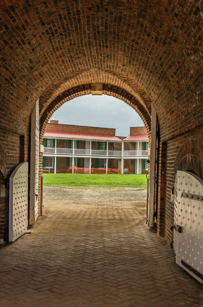 1812 Photograph - Historic Fort Mchenry, Birthplace by Jerry Ginsberg