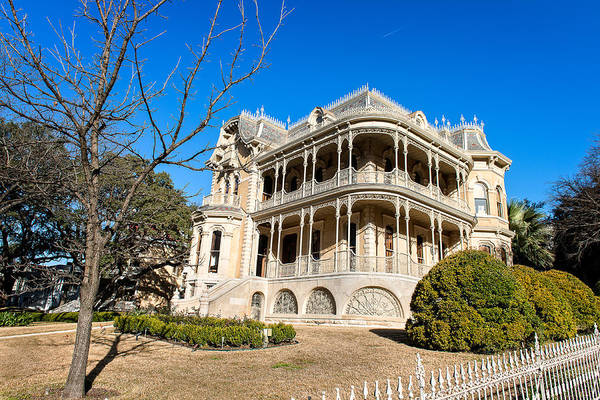 Photograph - Historic Home by John Johnson