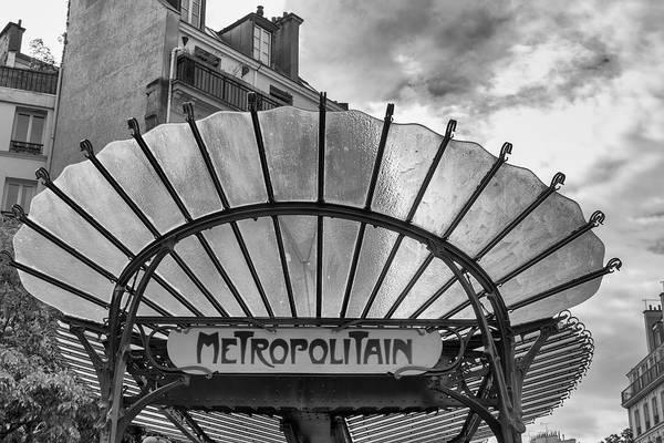 Photograph - Historic Metropolitain  by Georgia Fowler