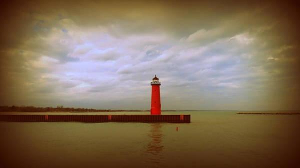 Photograph - Historic North Pier by Kay Novy