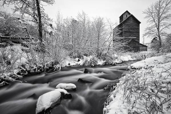 Boyd Photograph - Historic Oregon by Darren  White