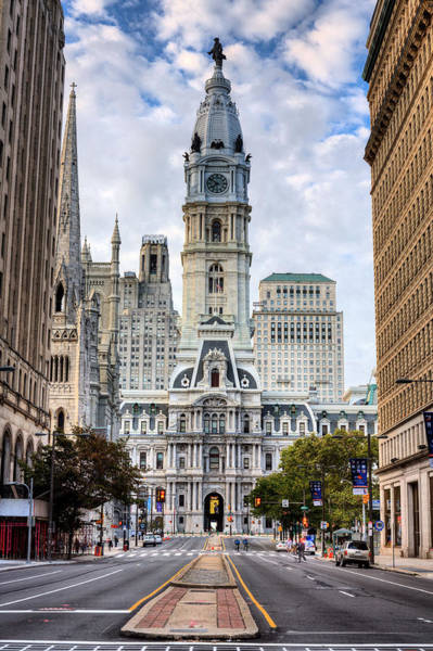 Pa Photograph - Historic Philly by JC Findley