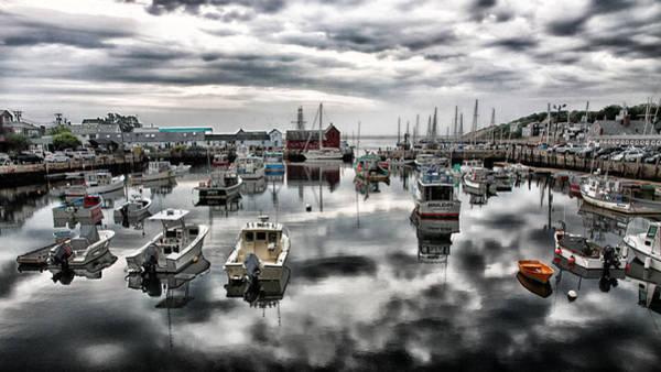 Wall Art - Photograph - Historic Rockport Harbor by Stephen Stookey