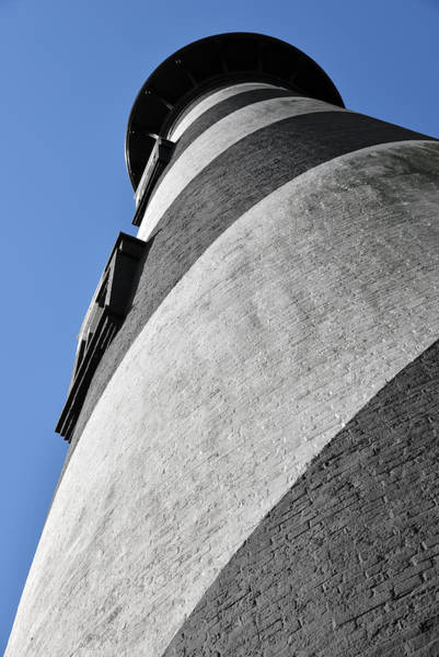 Wall Art - Photograph - Historic St Augustine Lighthouse by Christine Till