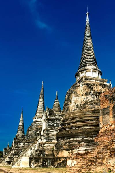 Photograph - Historic Thailand by U Schade