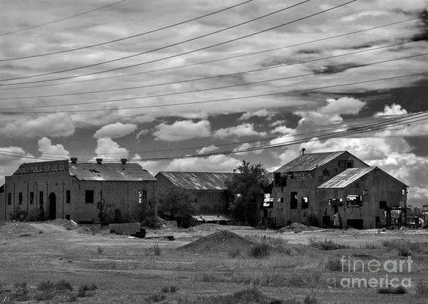 Photograph - Historical Indian Community Center  by Mae Wertz