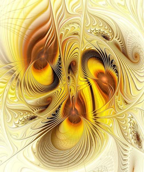 Digital Art - Hive Mind by Anastasiya Malakhova