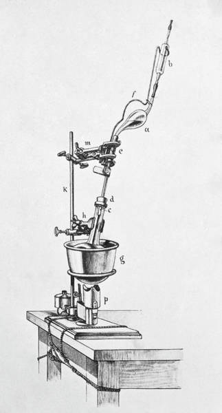 Wall Art - Photograph - Hms Challenger Apparatus by Natural History Museum, London/science Photo Library