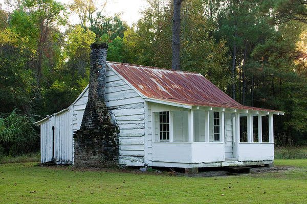 Sandra Anderson Wall Art - Photograph - Hobcaw Cabin by Sandra Anderson