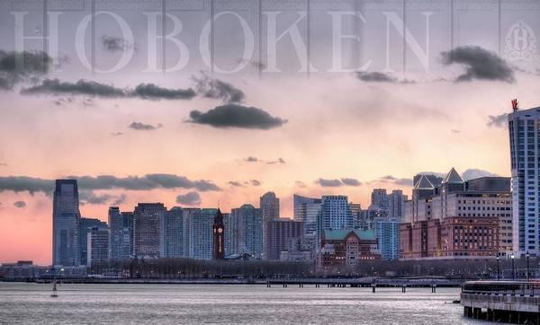 Hoboken  Art Print by JC Findley