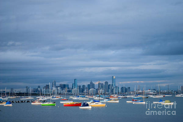 Photograph - Hobsons Bay by Ray Warren
