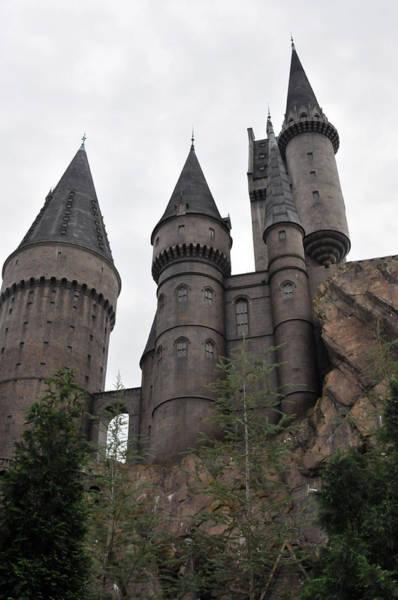 Ron Weasley Wall Art - Photograph - Hogwarts Below by Rebecca Parker