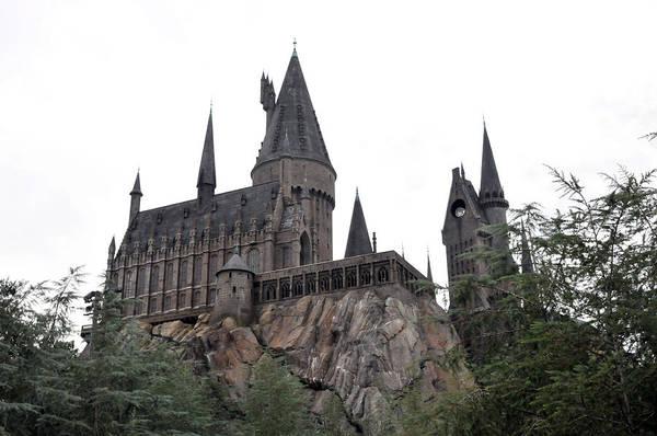 Ron Weasley Wall Art - Photograph - Hogwarts Bridge by Rebecca Parker