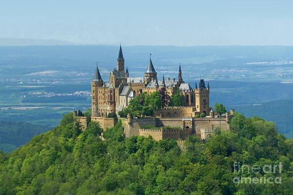 Wall Art - Photograph - Hohenzollern Castle 5 by Rudi Prott