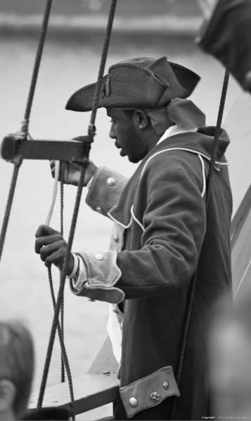Photograph - Hoist The Sails by Al Fritz