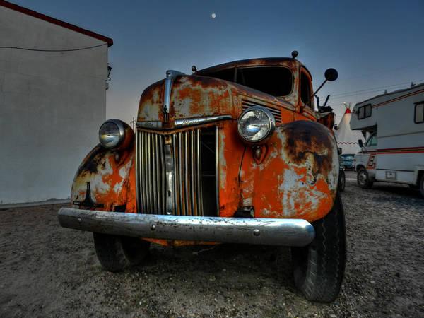 Photograph - Holbrook Az - Wigwam Motel 012 by Lance Vaughn