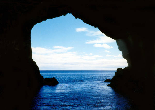 Photograph - Hole In The Rock Bay Of Islands Nz by Kurt Van Wagner
