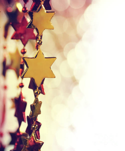 Hebrews Photograph - Holiday Background by Jelena Jovanovic