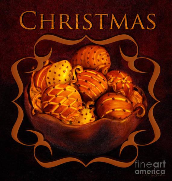 Weihnachten Photograph - Holiday Citrus Bowl 2011 by Iris Richardson