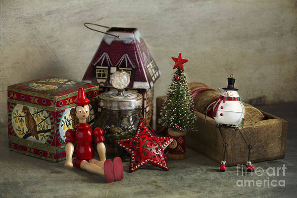 Photograph - Holiday Memories by Elena Nosyreva