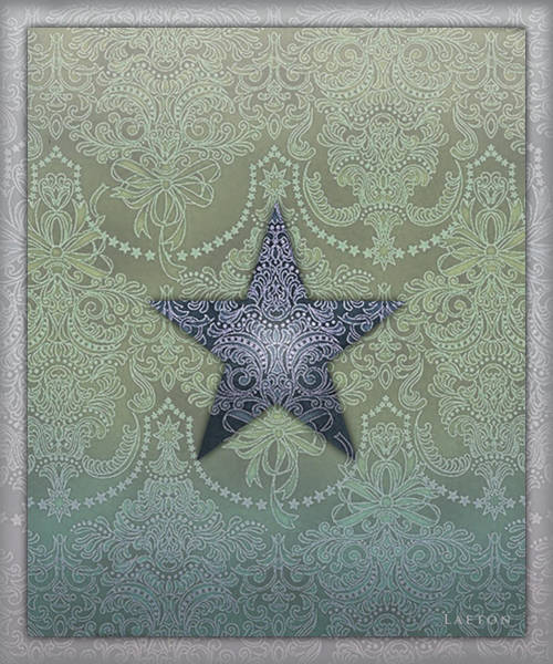 Photograph - Holiday Star by Richard Laeton