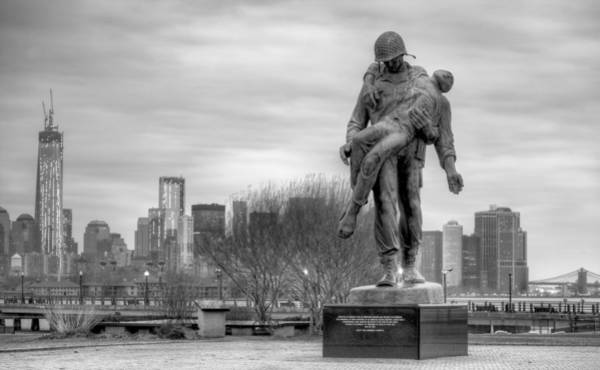 Photograph - Holocaust Memorial  by JC Findley