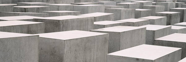 Holocaust Photograph - Holocaust Memorial, Monument by Panoramic Images