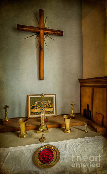 Wall Art - Photograph - Holy Chalice by Adrian Evans