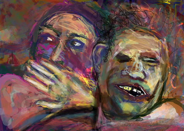 Wake Digital Art - Holy Crap by James Thomas